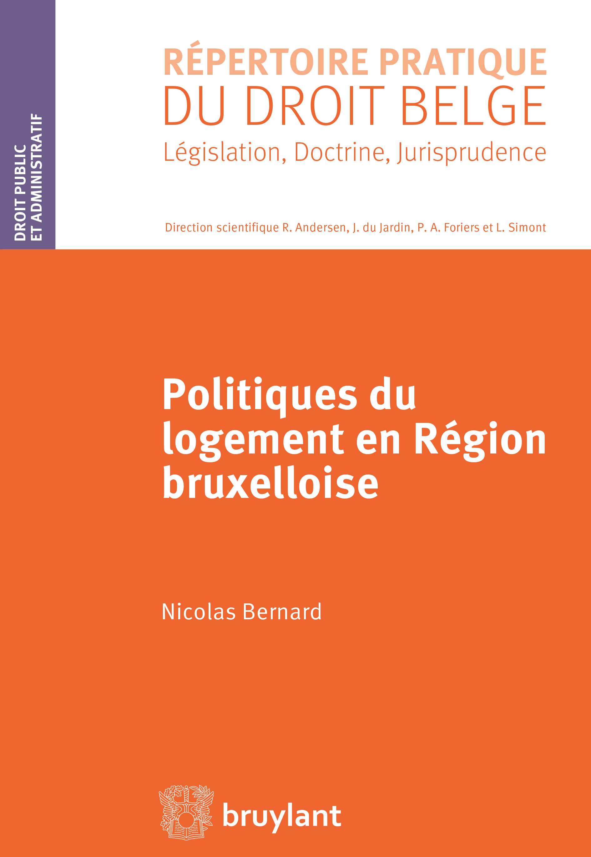 Politiques du logement en région bruxelloise