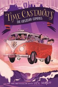 Time Castaways #2: The Obsidian Compass