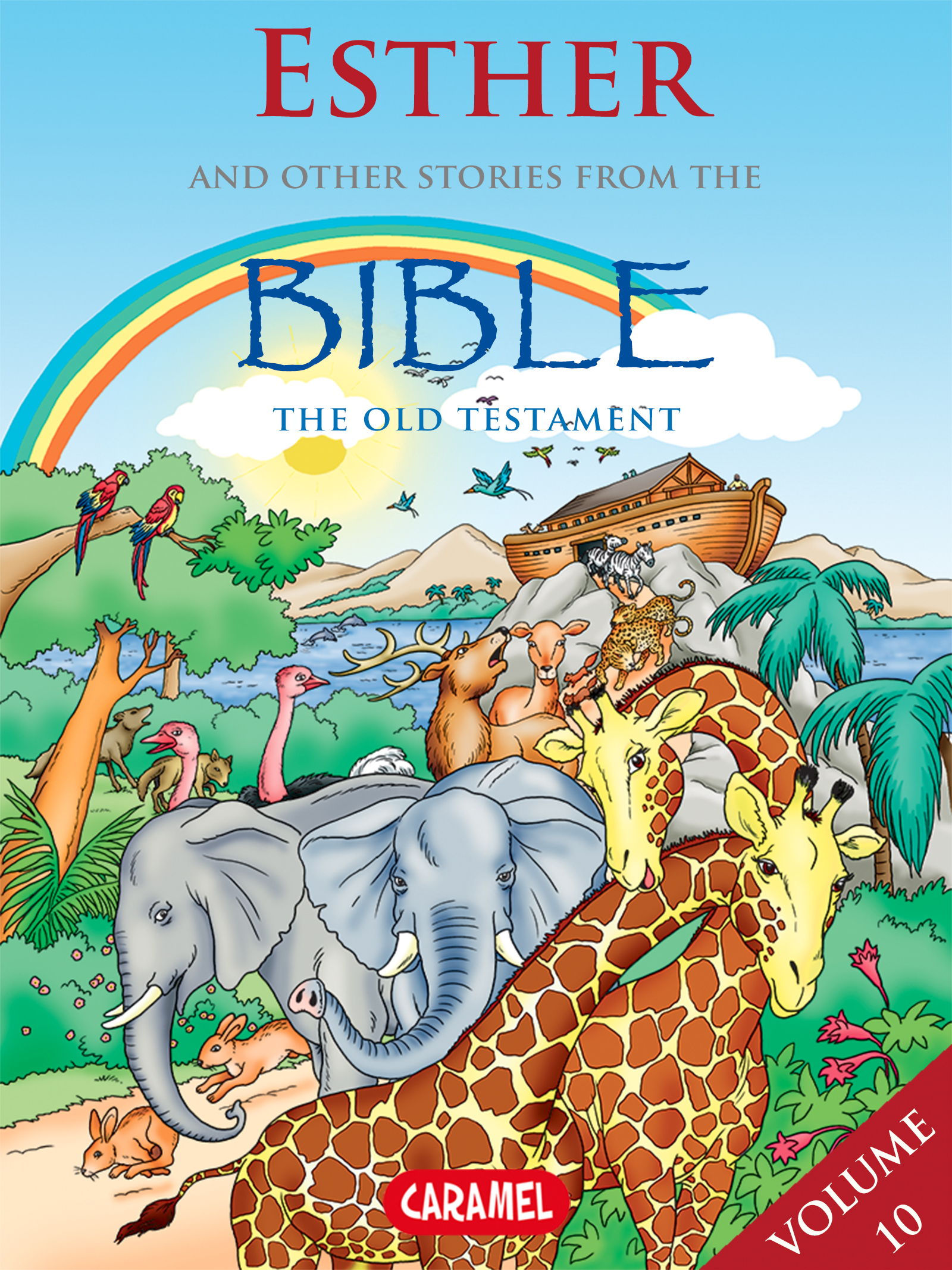 Esther and Other Stories From the Bible