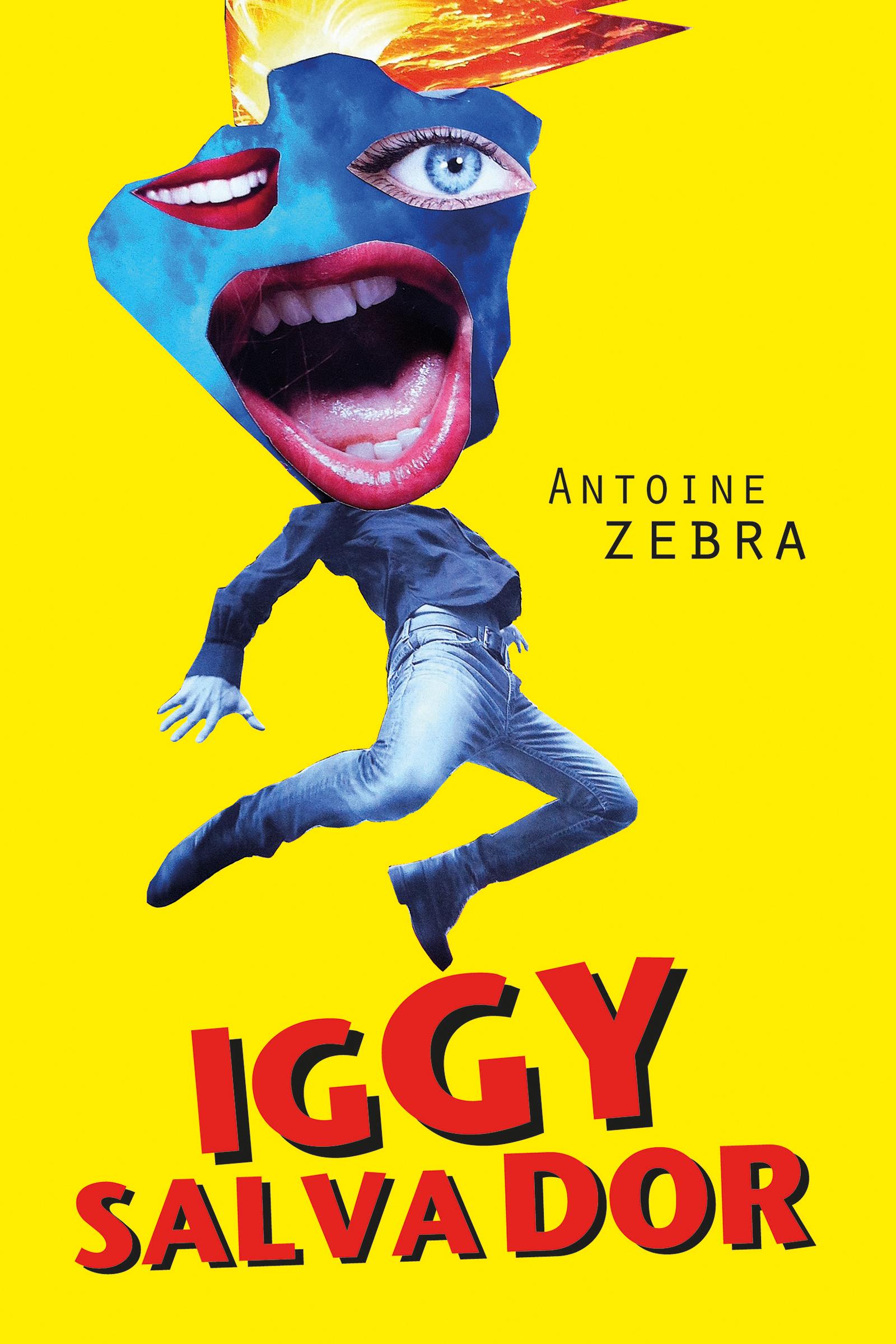 Iggy Salvador, Récit