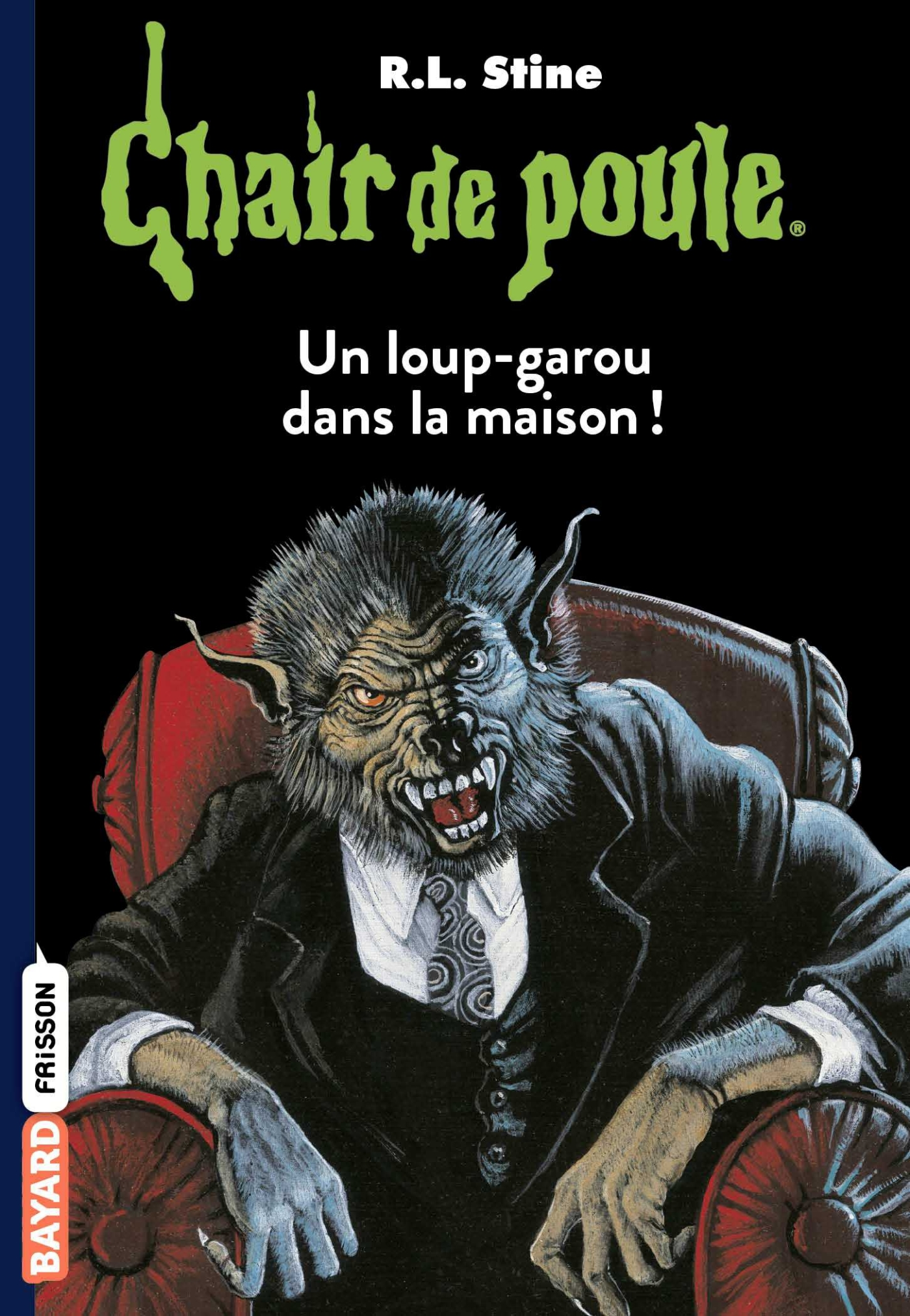 Chair de poule , Tome 60