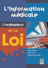 L'information médicale, l'o...
