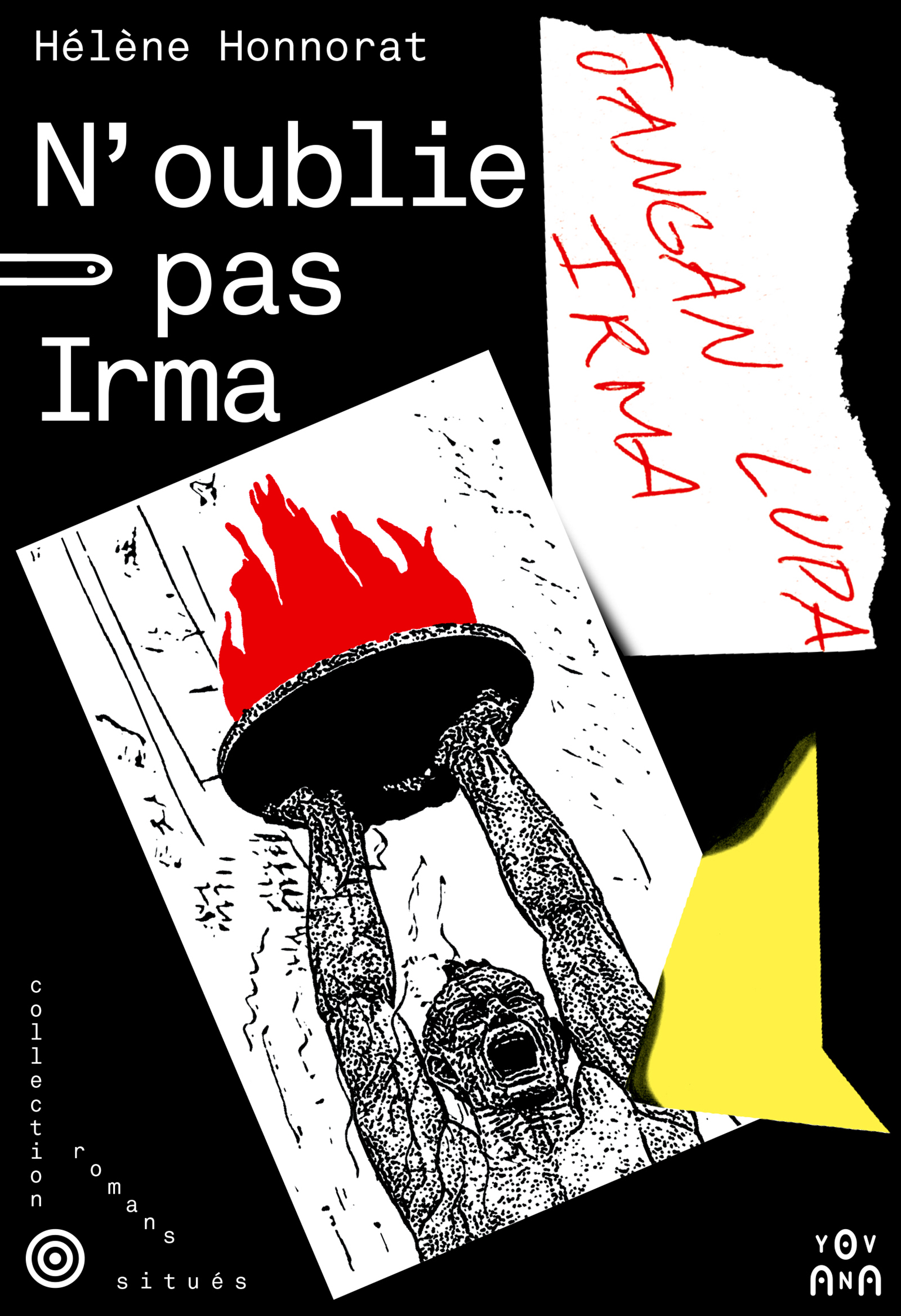 N'oublie pas Irma, Thriller