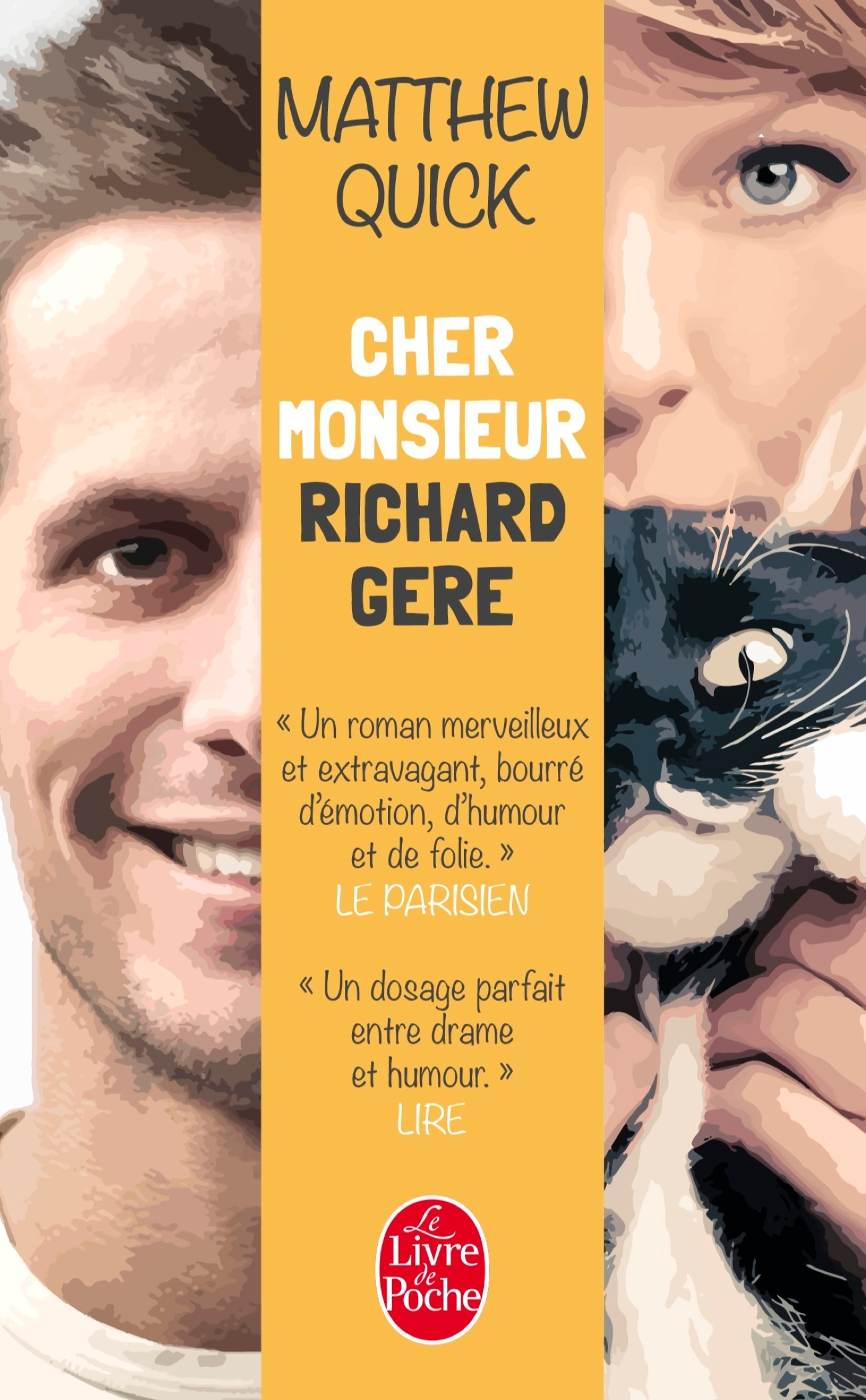 Cher Monsieur Richard Gere
