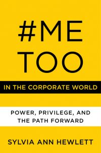 Image de couverture (#MeToo in the Corporate World)