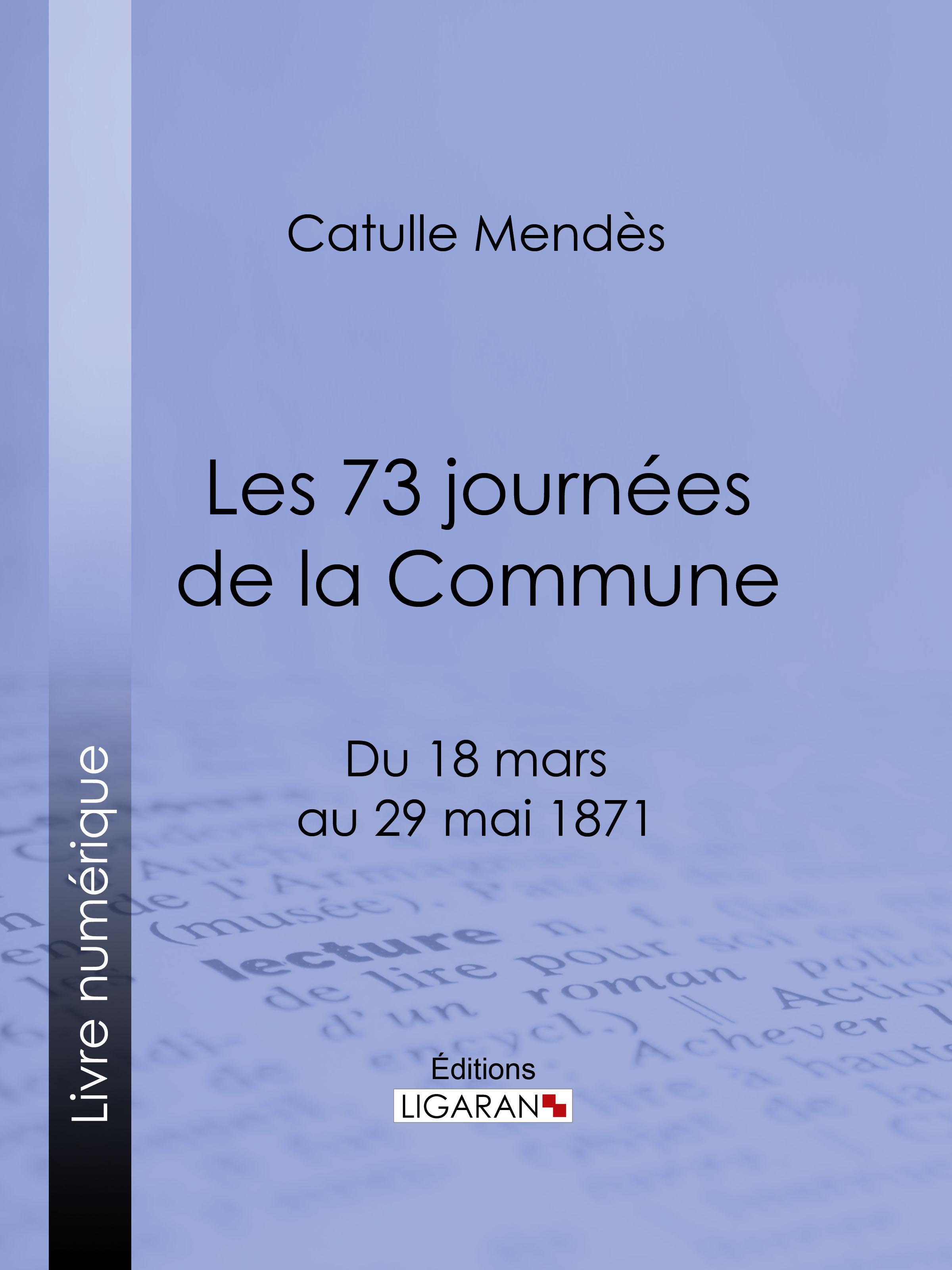 Les 73 journées de la Commune