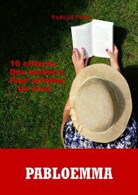 Dix critères des lecteurs pour acheter un livre