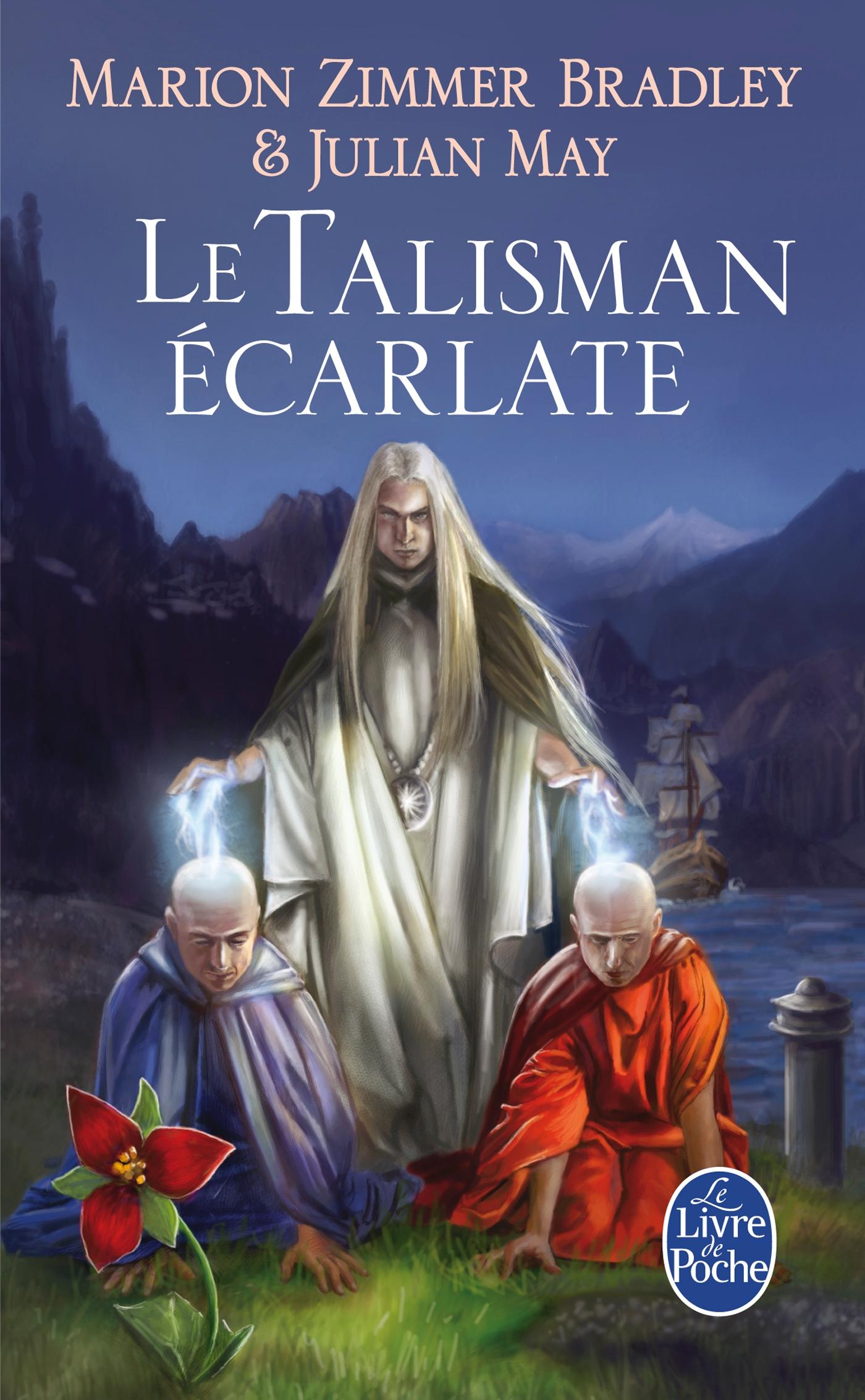 Le Talisman écarlate (Le Cycle du Trillium, tome 2)