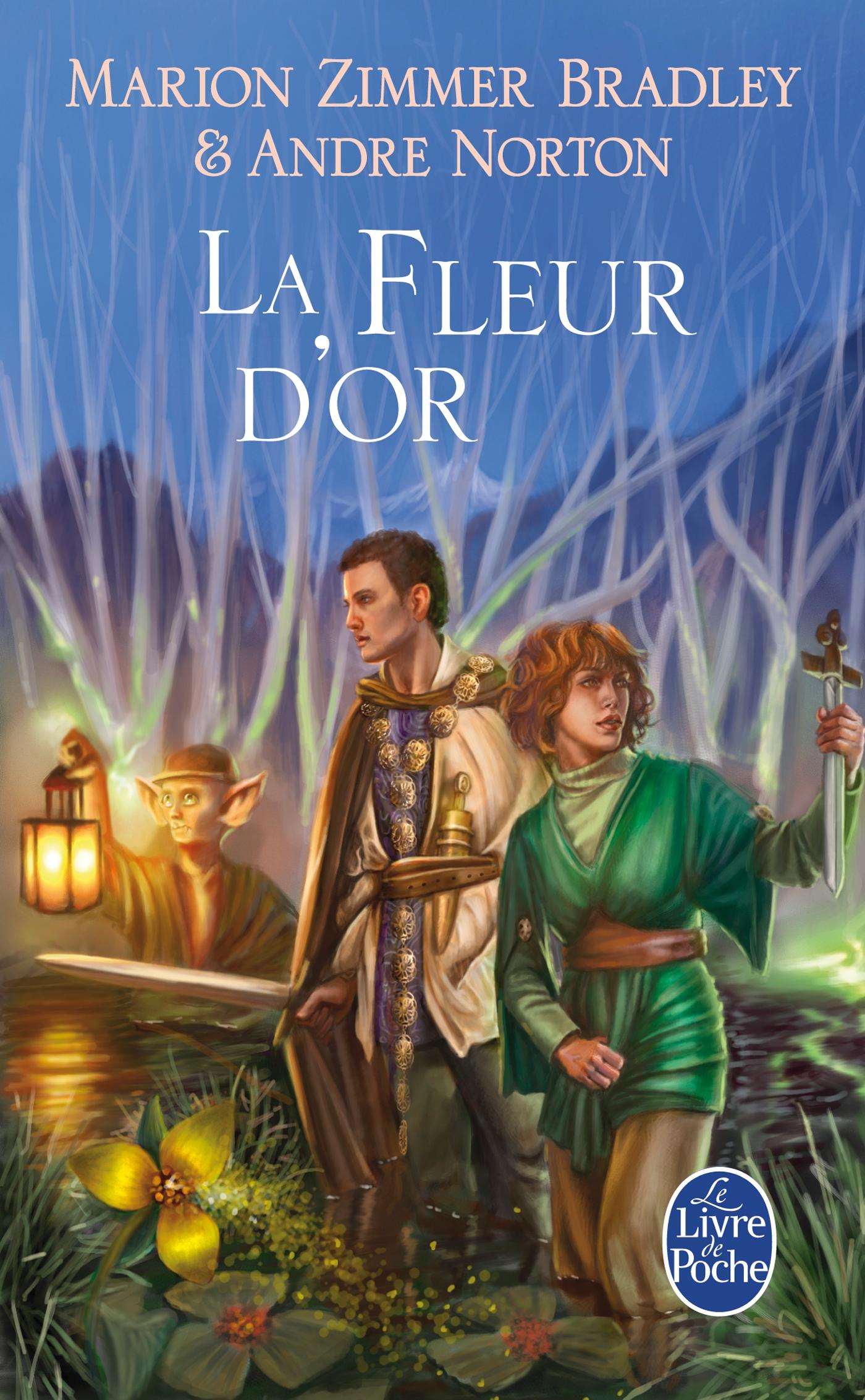 La Fleur d'or (Le Cycle du Trillium, tome 3)