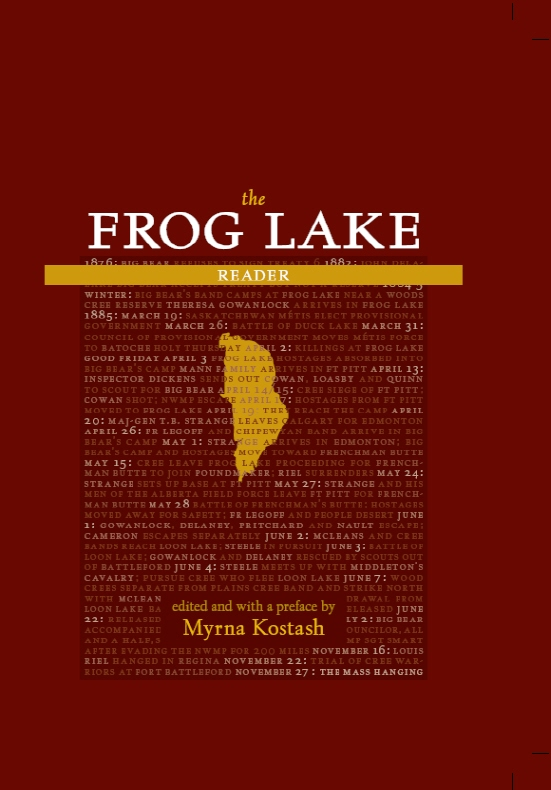 The Frog Lake Reader