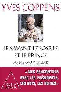Image de couverture (Le Savant, le Fossile et le Prince)