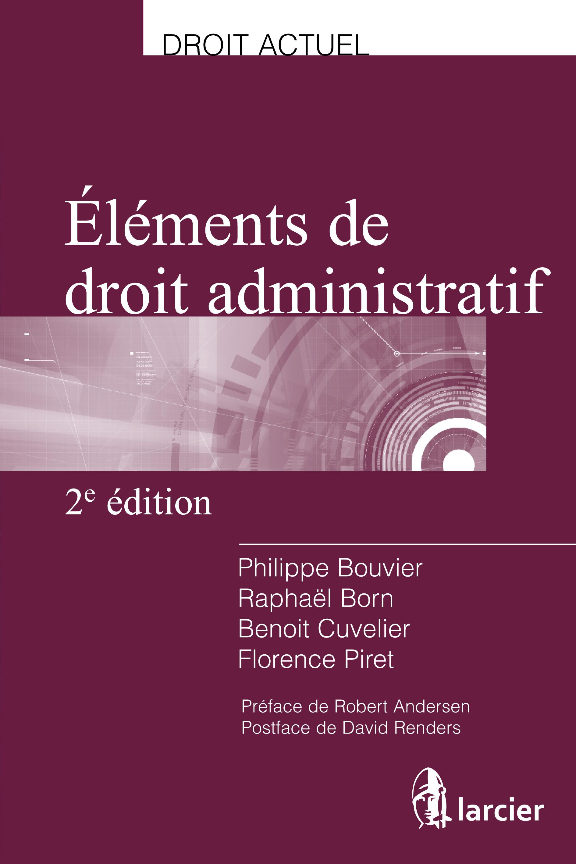 Eléments de droit administratif