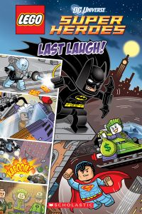 Last Laugh (LEGO DC Super Heroes: Comic Reader)