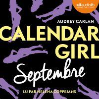 Calendar Girl - Septembre