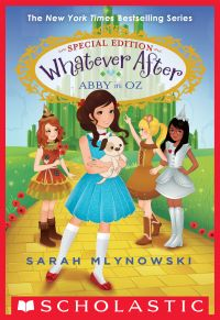Image de couverture (Abby in Oz (Whatever After Special Edition #2))