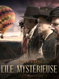 Cover image (L'Ile mystérieuse)
