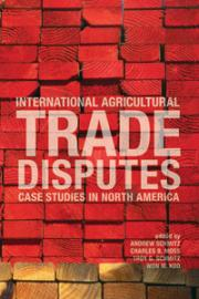 International Agricultural Trade Disputes