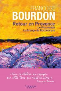 Retour en Provence
