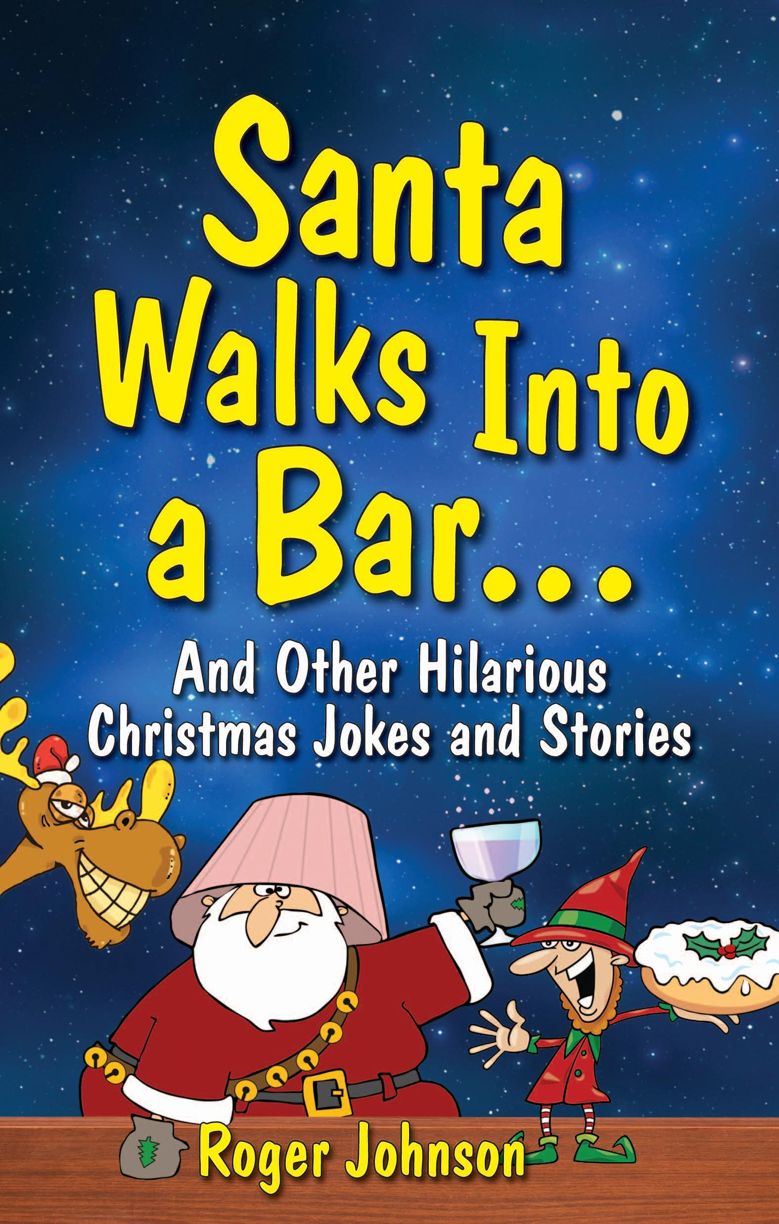 Santa Walks in a Bar…