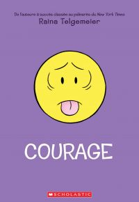 Cover image (Courage)