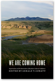 Cover image (We Are Coming Home)