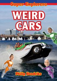 Cover image (Weird Cars)