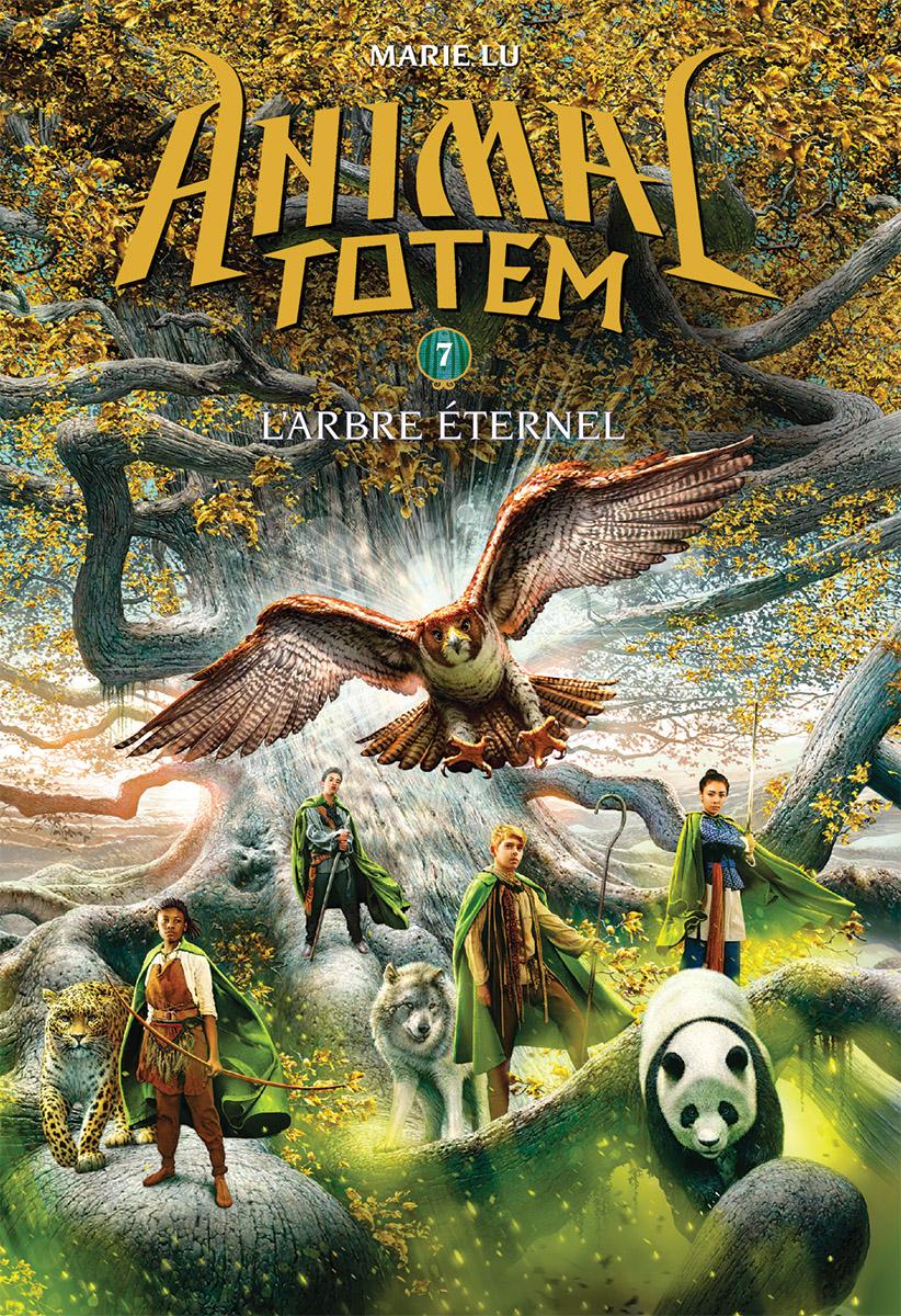 Animal totem : N° 7 - L'Arbre Éternel