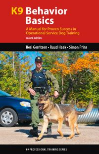 Cover image (K9 Behavior Basics)