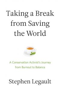 Cover image (Taking a Break from Saving the World)