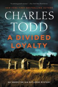 Image de couverture (A Divided Loyalty)