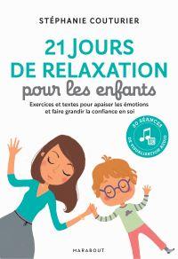 Image de couverture (21 jours de relaxation pour les enfants)