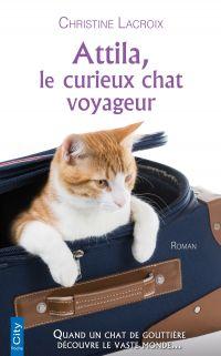 Image de couverture (Attila, le curieux chat voyageur)