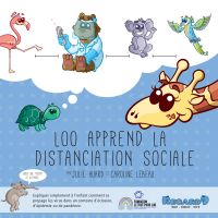 LOO APPREND LA DISTANCIATION SOCIALE
