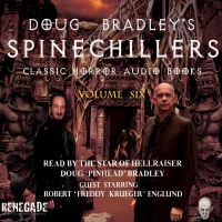Cover image (Doug Bradley's Spinechillers Volume Six)