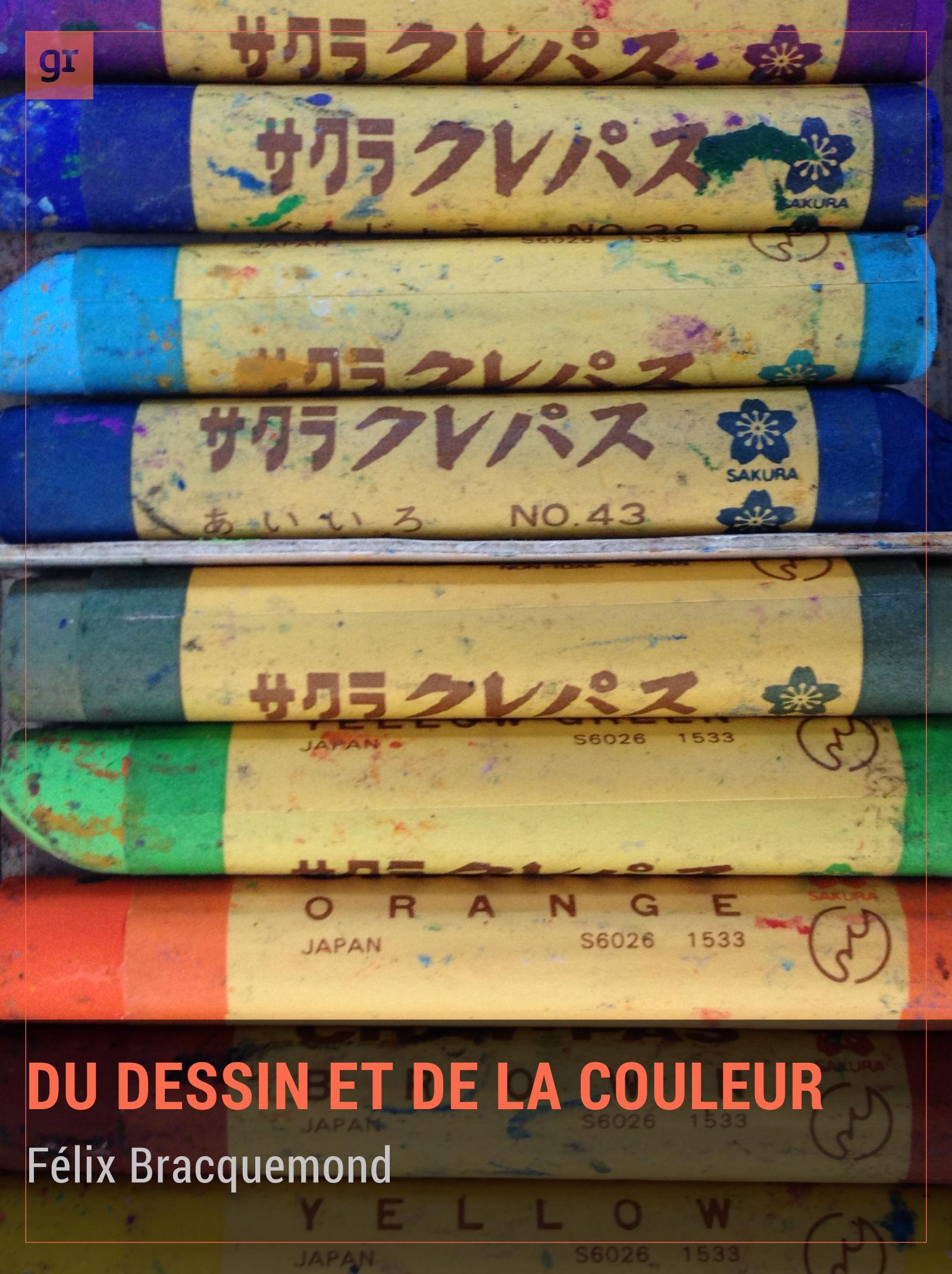 Du dessin et de la couleur, Dictionnaire philosophique et artistique