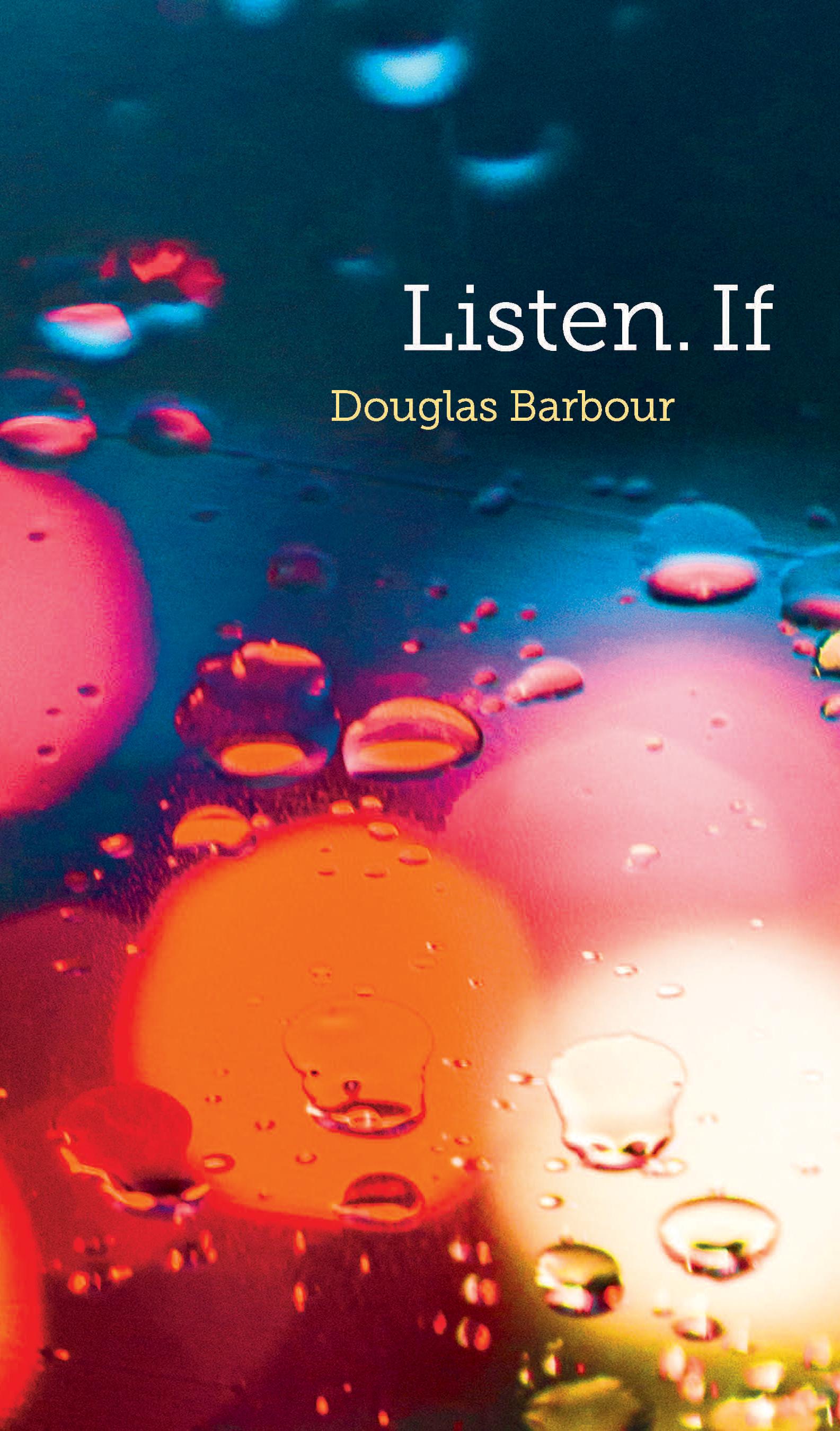 Listen. If