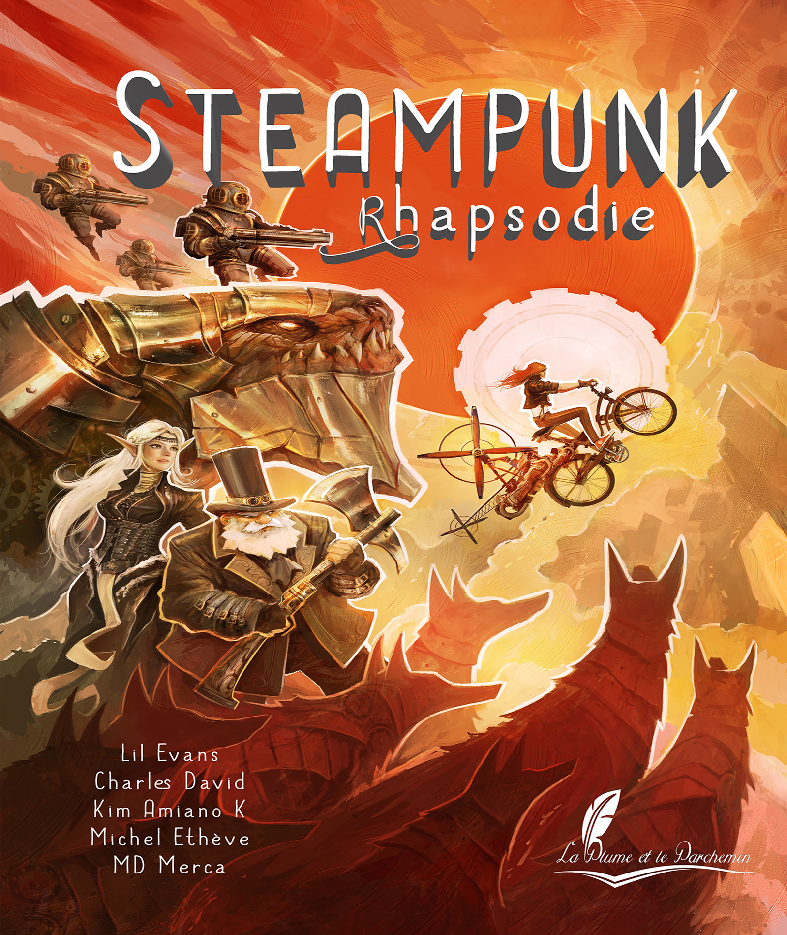 Steampunk Rhapsodie
