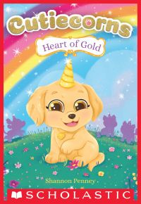 Heart of Gold (Cutiecorns #1)