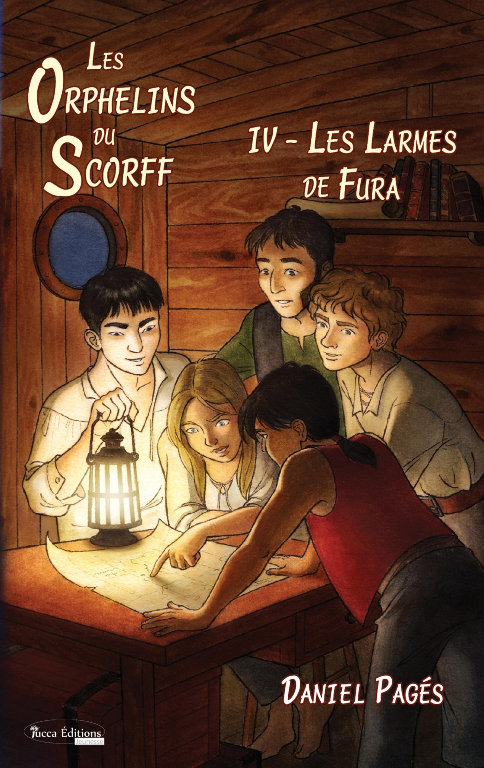 Les larmes de Fura, Roman d'aventures jeunesse