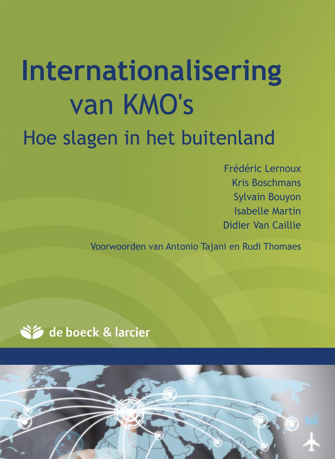 Internationalisatie van KMO's