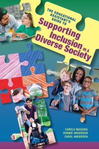 Cover image (The Educational Assistant's Guide to Supporting Inclusion in a Diverse Society)