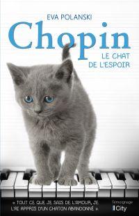 Image de couverture (Chopin, le chat de l'espoir)