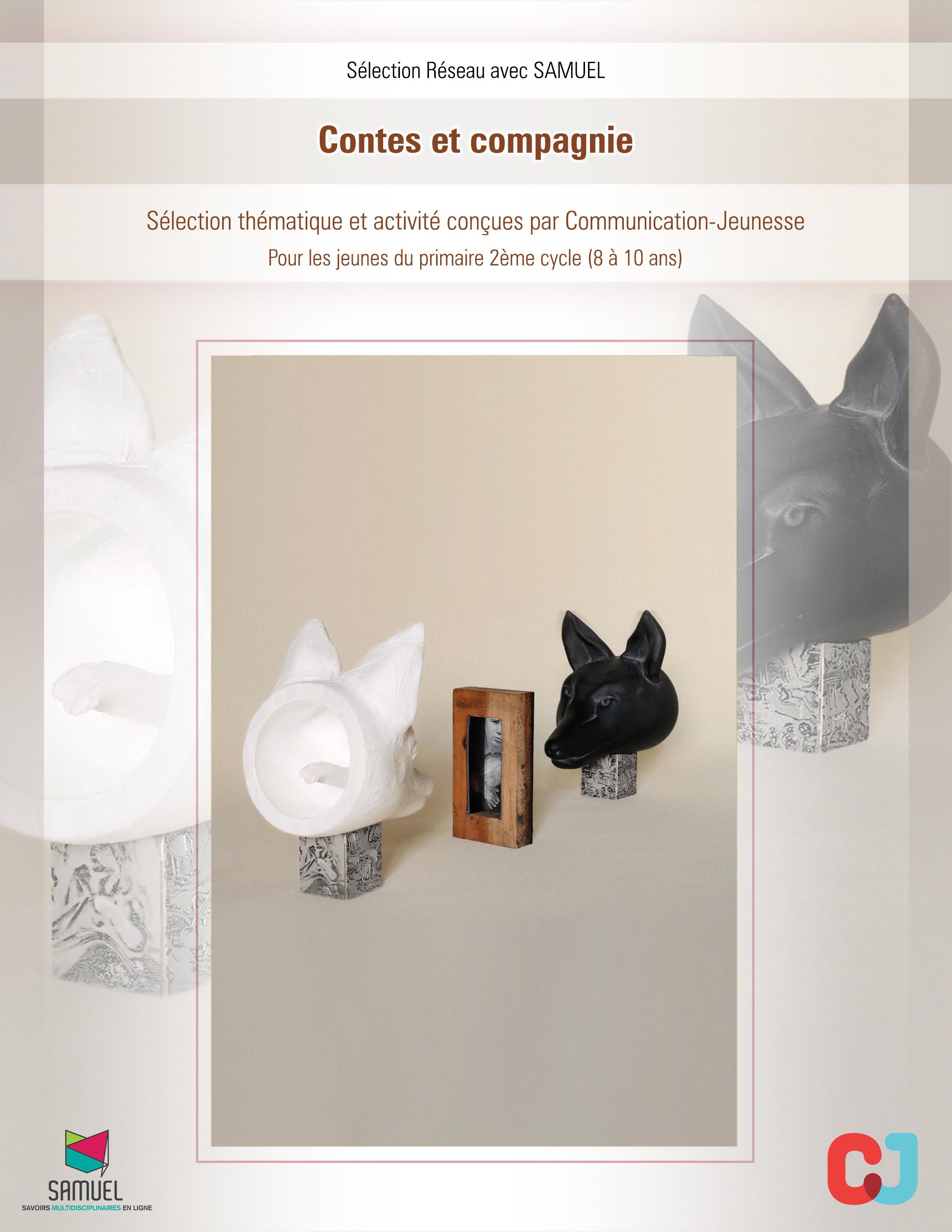 SAÉ - Contes et compagnie (2e cycle)