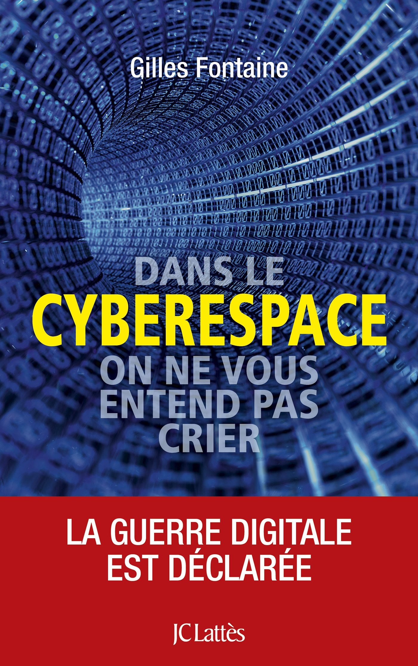 Dans le cyberespace, personne ne vous entend crier