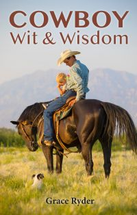 Cover image (Cowboy Wit and Wisdom)