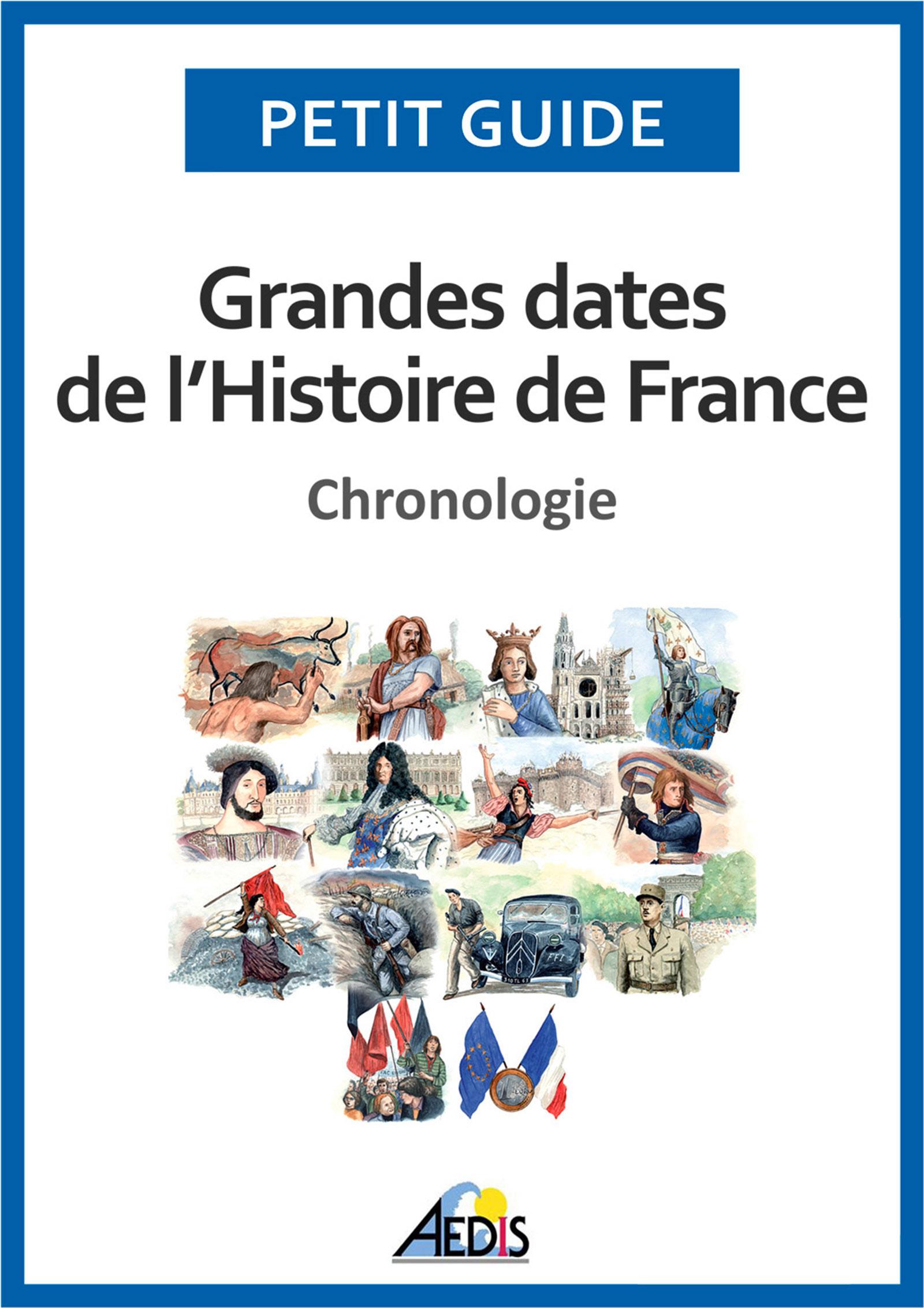 Grandes dates de l'Histoire de France
