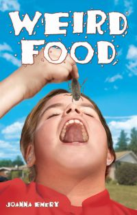 Cover image (Weird Food)