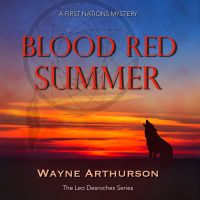 Cover image (Blood Red Summer)