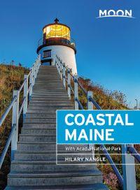 Moon Coastal Maine
