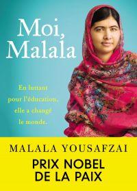Image de couverture (Moi, Malala)